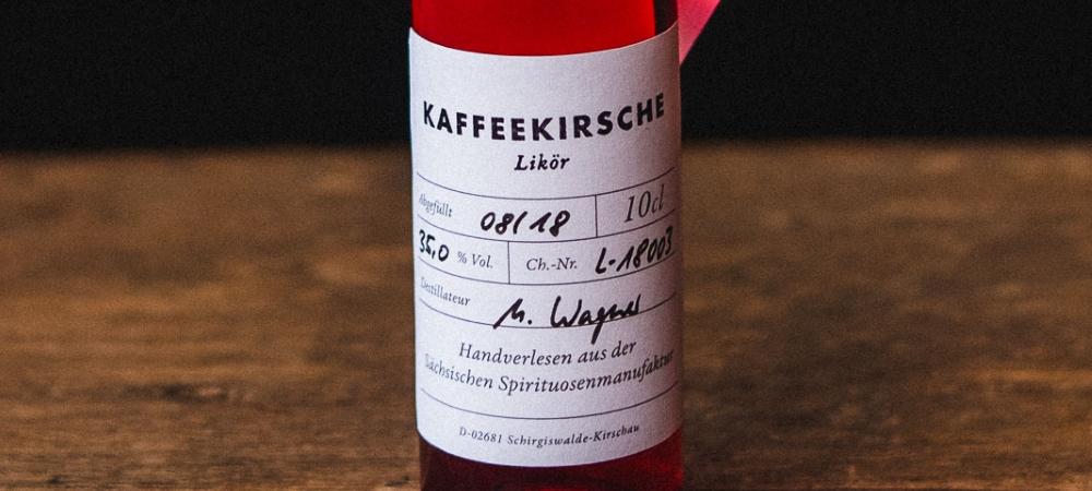 Sächsische Erzeugnisse meets sächsischen Spirituosen