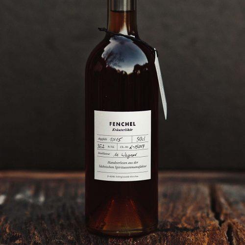 Fenchel – Kräuterlikör 50 cl