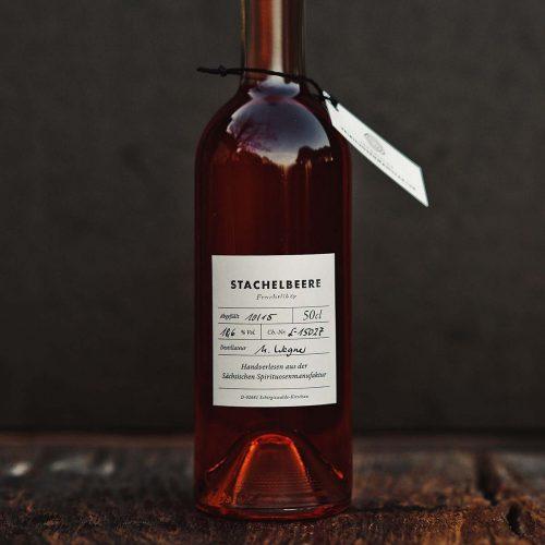 Stachelbeere – Fruchtlikör 50cl