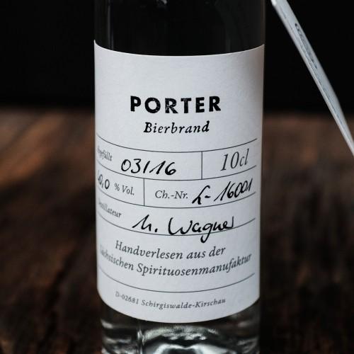 Porter Bierbrand 10 cl