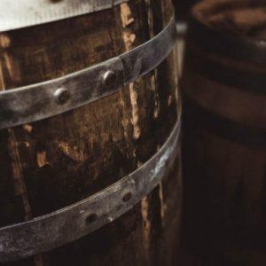 Holzfass für eigenen Whisky