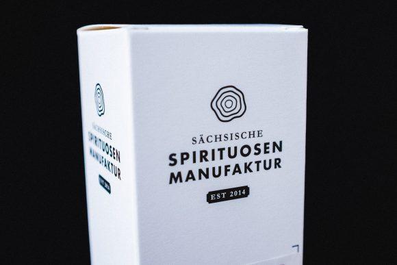 Präsentkarton Sächsische Spirituosen