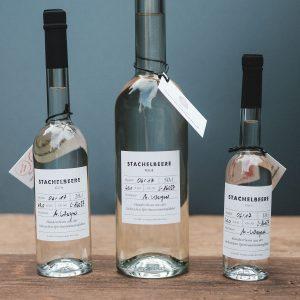 Dieses Destillat ist eine echte Rarität und nicht nur für Fans von Stachelbeeren zu empfehlen.