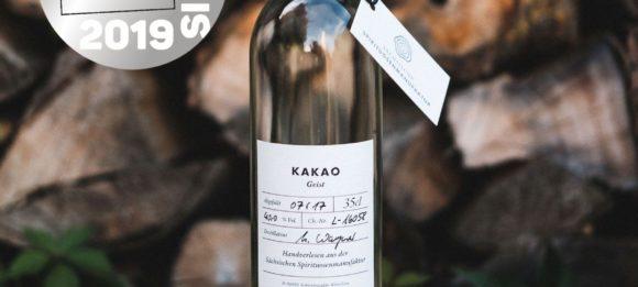 Kakao Geist von der Sächsischen Spirituosenmanufaktur
