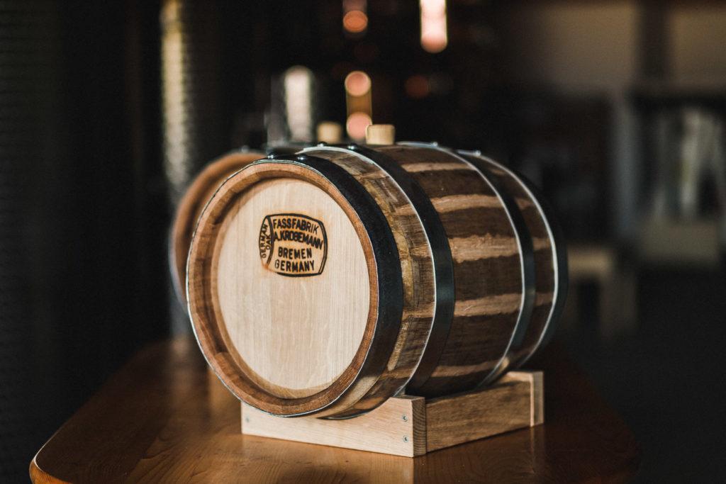 Holzfass für Ihren Whisky Sächsischen Spirituosenmanufaktur