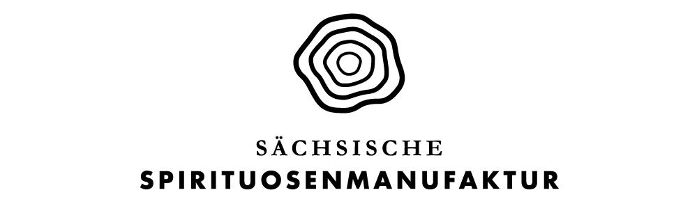 Logo der Sächsischen Spirituosenmanufaktur