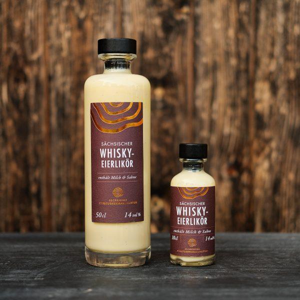 Sächsischer Whisky-Eierlikör